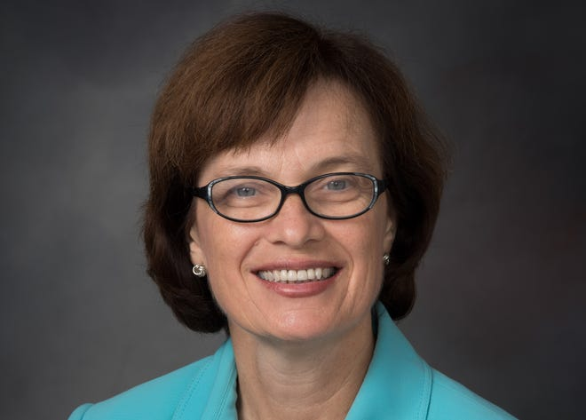 Debra Wallace-Padgett is resident bishop of the United Methodist Church's North Alabama Conference.