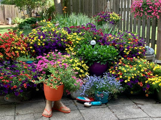 "Juliette LaMonica's photo, ""Burst of Happy,"" is the grand prize winner of the 2020 Homestyle Garden Photo Contest."