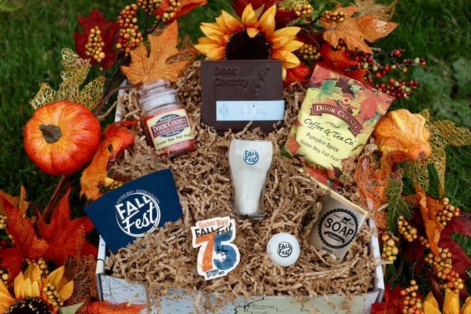 The Sister Bay Advancement Association is offering Fall Fest limited edition boxes for sale in lieu of its annual Fall Festival.