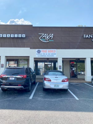 Poke World to open a second location in Memphis. The new poke bowl and bubble tea shop will be at 575 Erin Dr. in East Memphis.