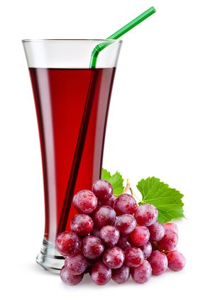 """A new was published regarding grape juice and how it could help LVH (and likely high blood pressure). The study entitled, """"Grape Juice Attenuates Left Ventricular Hypertrophy in Dyslipidemic Mice,"""" was done on animals, not people."""