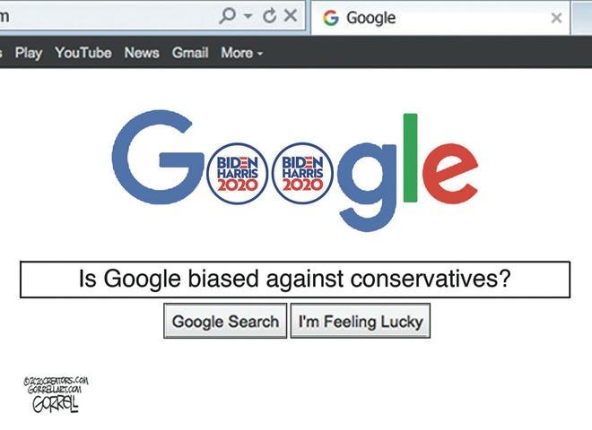 Is Google biased?