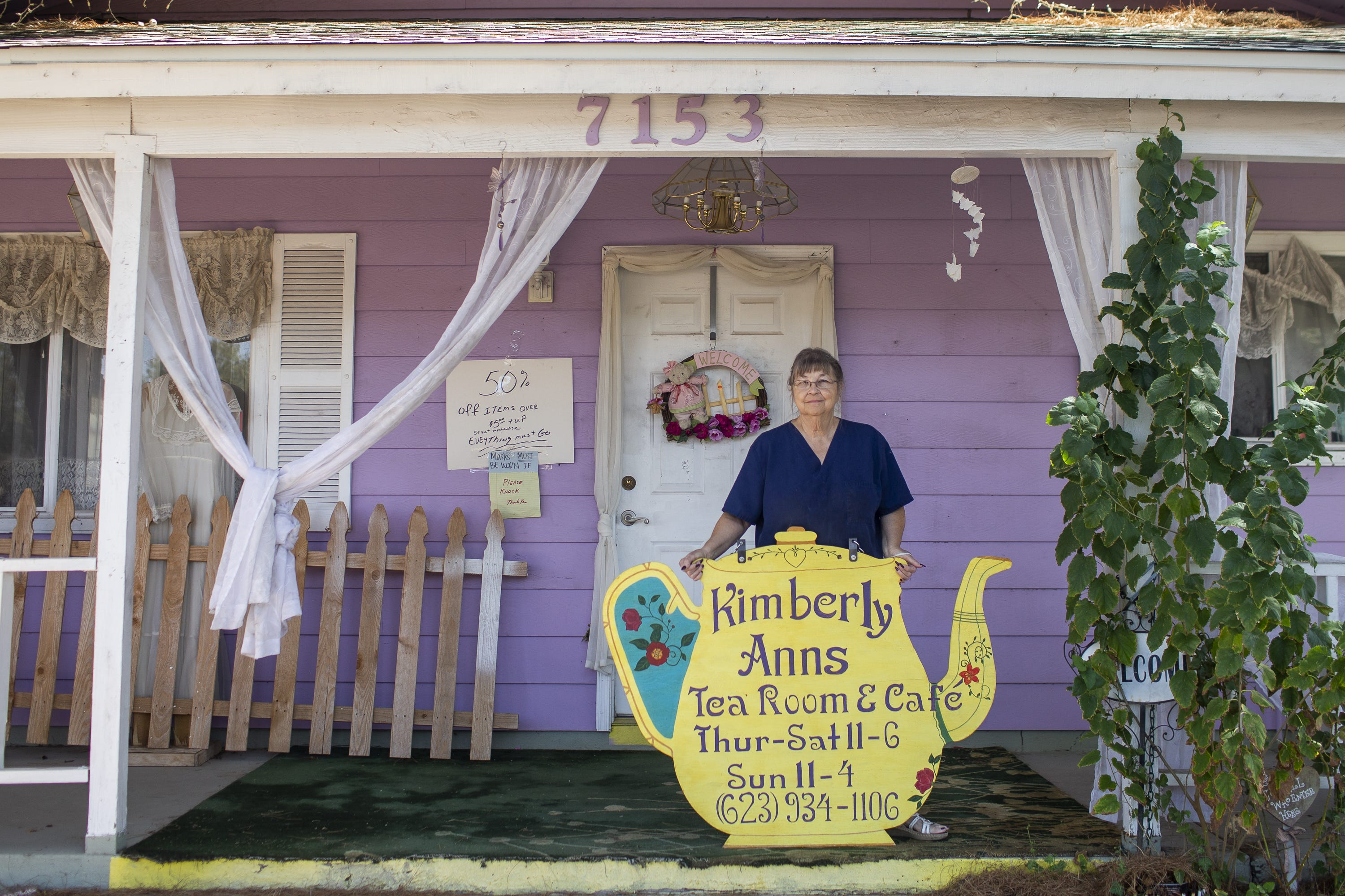 Kimberly Ann S A Tea Room In Metro Phoenix Closes After 26 Years