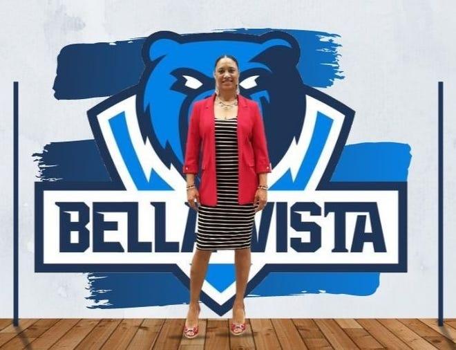 Bella Vista Prep girls basketball head coach Meisha Fox