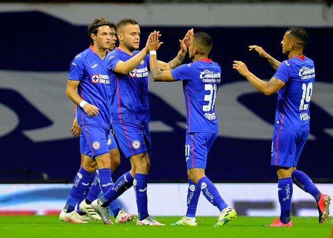 Cruz Azul marcha como uno de los tres mejores del torneo.