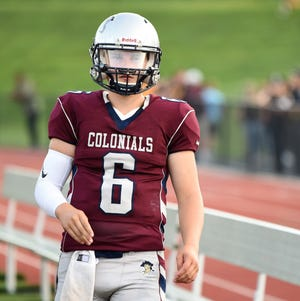 Connor Beans is expected to be New Oxford's starting quarterback in 2020.