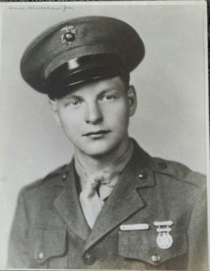 Private First Class Louis Wiesehan Jr. was killed Nov. 21, 1943, on the Pacific island of Betio.
