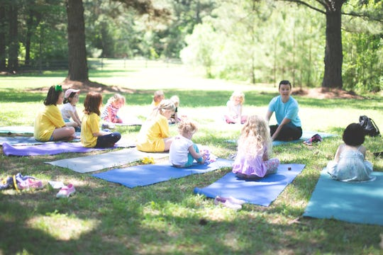 The 2020 Yoga Farm Fest will be Sept. 25-27 in Shreveport. The event includes kids activities.