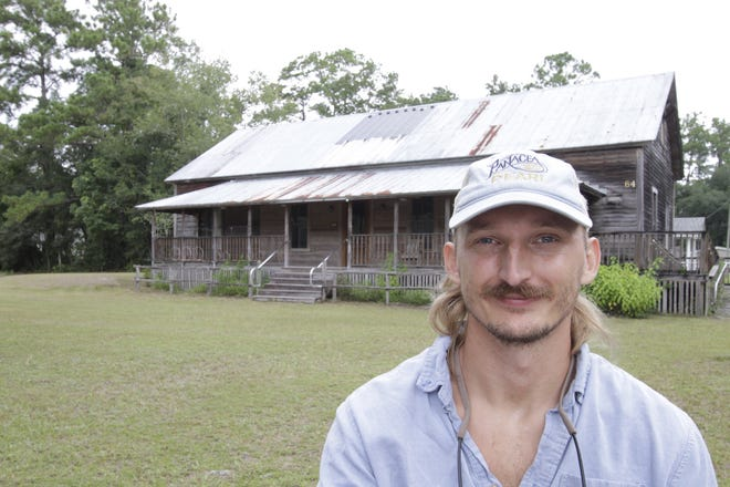 Elliot Seidler is trying to open the first brewery in Wakulla.