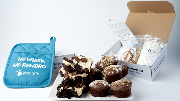 Whisk Takers takes a fun approach to baking-in-a-box.