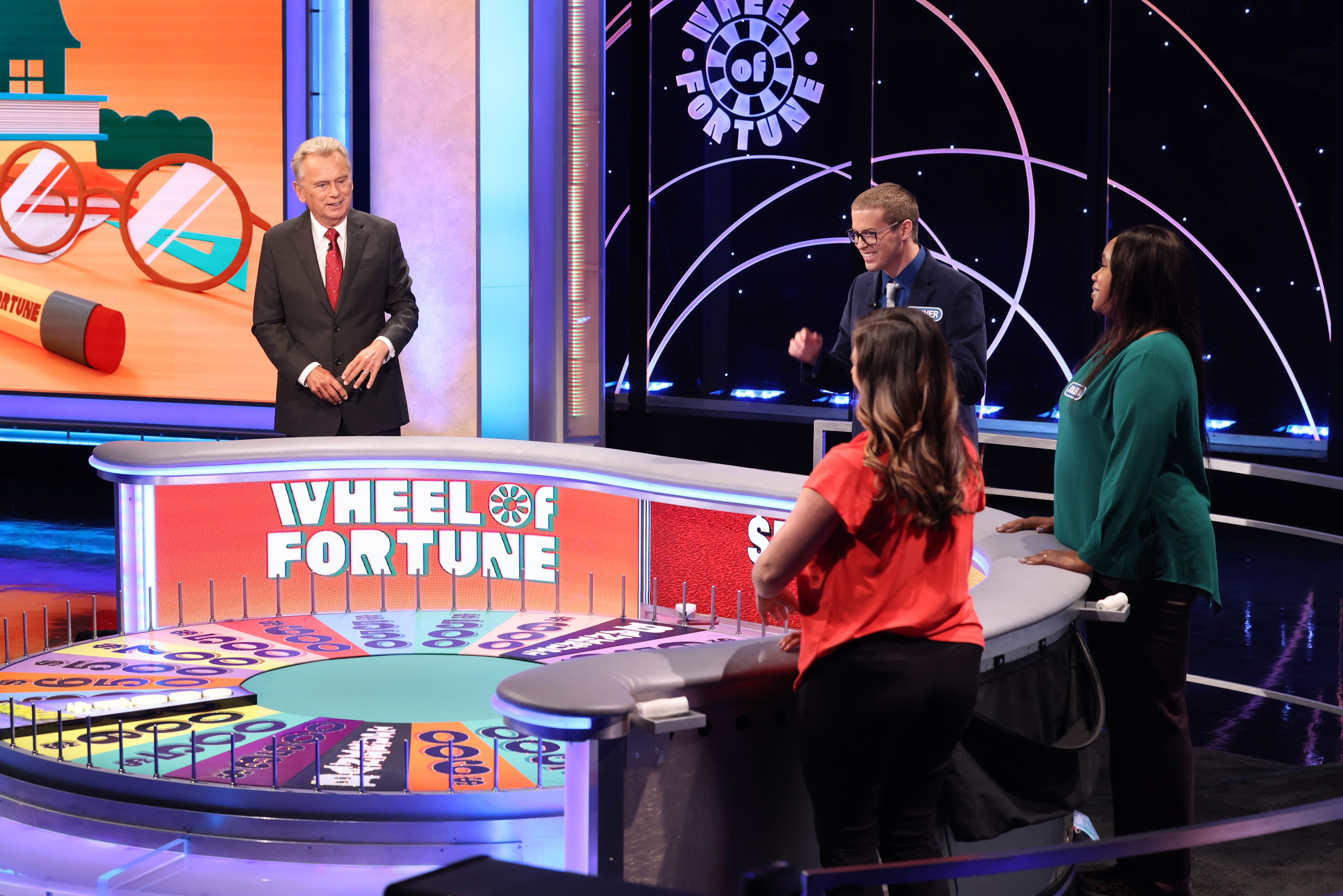 Be On Wheel Of Fortune