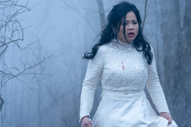 """Kelly Marie Tran stars in one of the episodes of Hulu's """"Monsterland"""""""