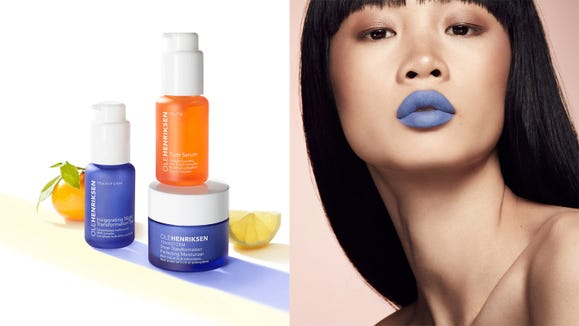 This dreamy periwinkle blue matte lipstick is just one of several sweet finds during Sephora's stellar one-day sale.