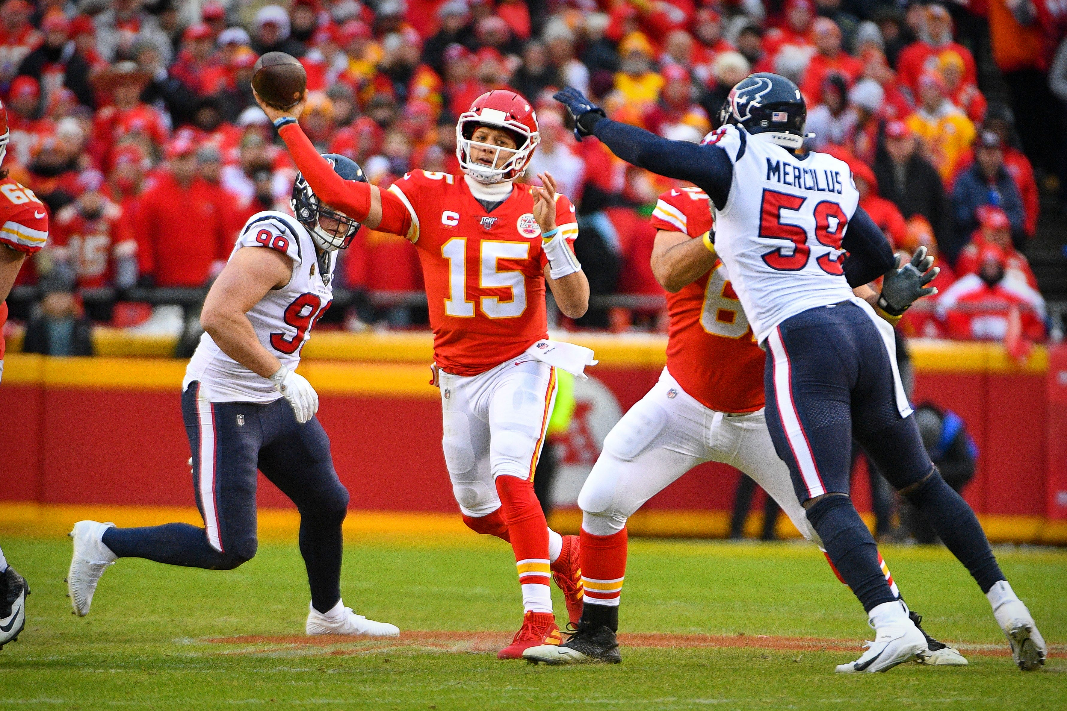 Texans Vs Chiefs Time Tv Channel How To Watch Nfl Kickoff Game