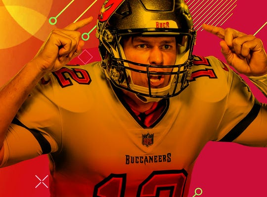 In case you missed it, Tom Brady is now with the Tampa Bay Buccaneers.