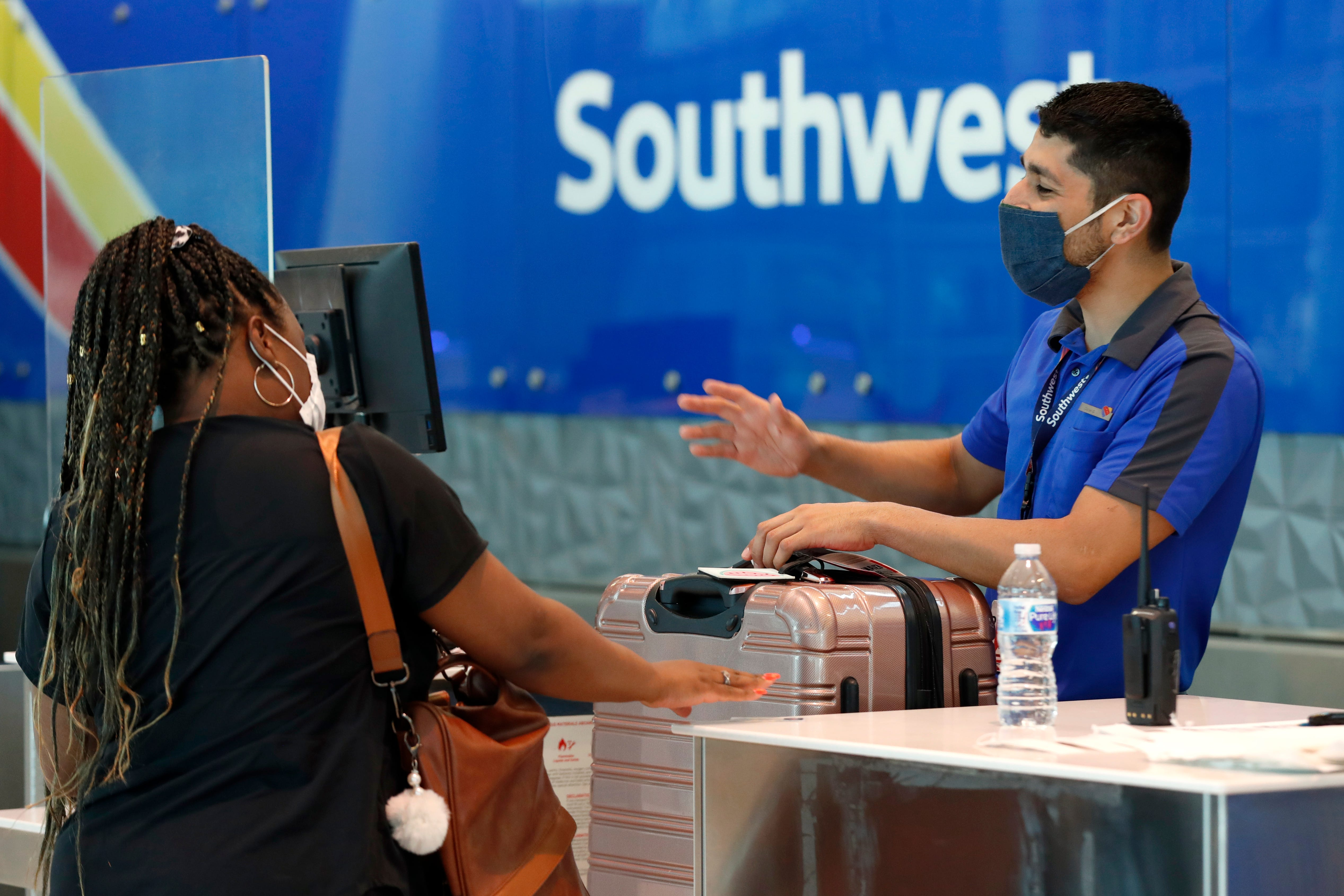 Forget about that empty middle seat: Southwest Airlines to start filling planes in December