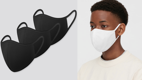 Don't miss your chance to get a free 3-pack of Uniqlo's popular face masks this Cyber Monday.