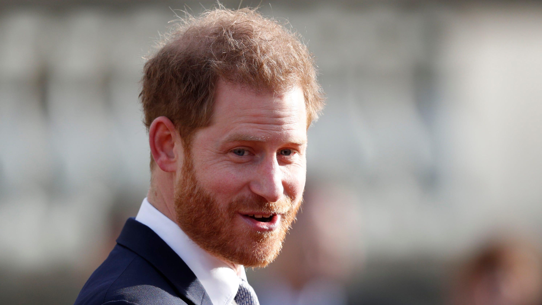 Prince Harry tells James Corden 'toxic' British press 'was destroying my mental health'