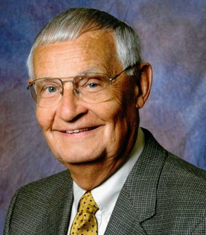 John Sletten left an enduring legacy at Ames, where he coached track and cross country in some capacity for five decades. Sletten passed away from cancer on Tuesday. His Ames boys' track teams won nine outdoor state team championships.