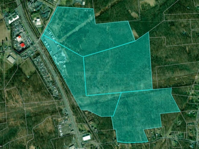H&K Group Inc. plans to operate a 196.2-acre quarry on the combined four-parcel property owned by Liberty Home Development Corp. Ltd. in Springfield.