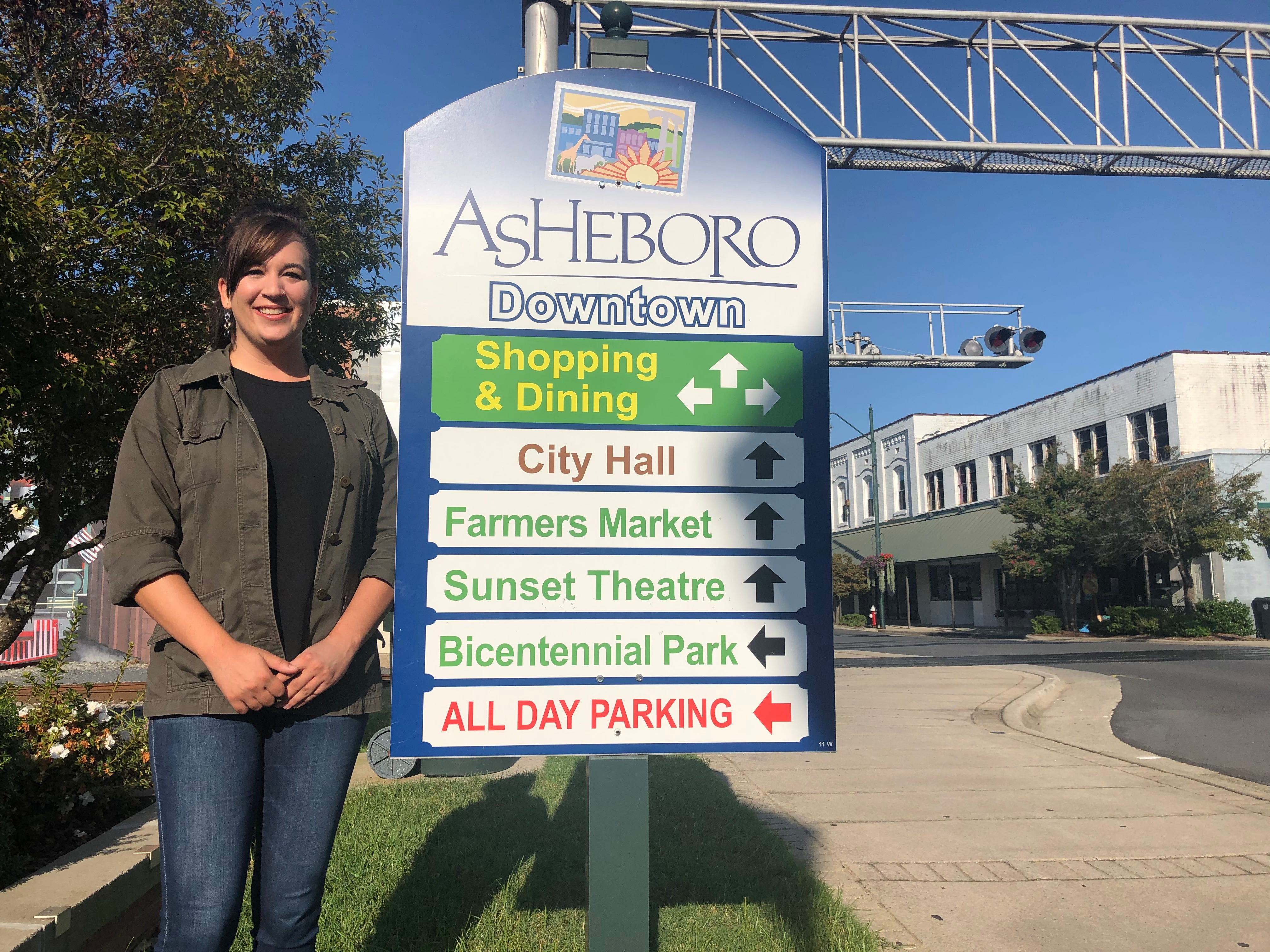 Asheboro Nc Bicentennial Park + Halloween 2020 Asheboro's new Main Street director: 'I know this program works'
