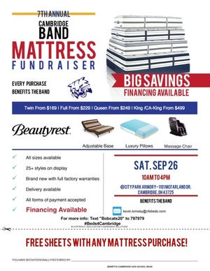 CHS Mattress Sale
