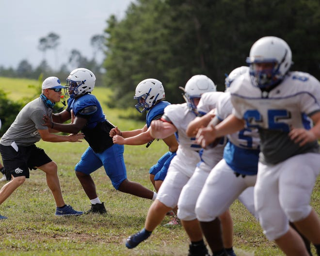 New Deltona coach Jeff Smothers is hoping his energy can rub off on the program.