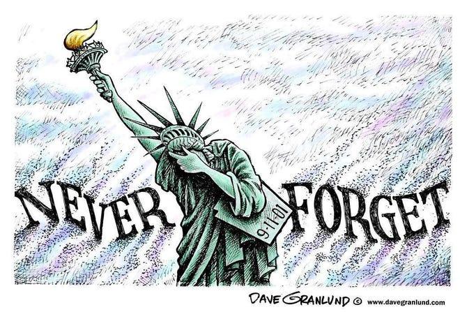 9/11 cartoon