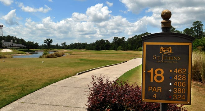 The St. Johns Golf and Country Club will be the site of the 63rd Jacksonville Senior Amateur Sept. 13-15.