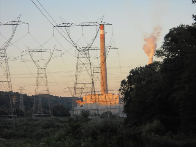 TVA plans to close Bull Run Fossil Plant, pictured here around sunset in Oak Ridge.