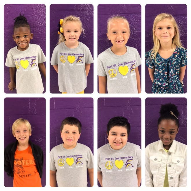 PSJES Students of the Week