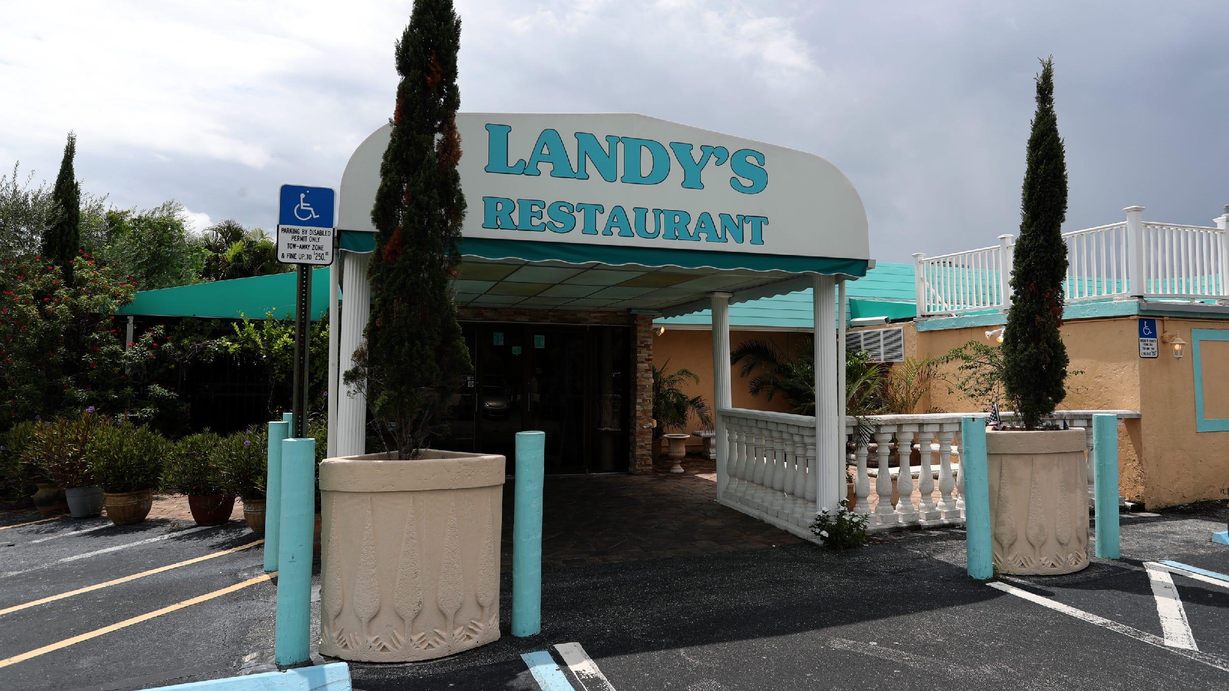 Restaurante Landy's.