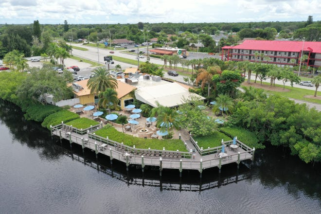 Farlow's on the Water's winning fusion of Caribbean and Southern cooking has kept it at No. 1 for some time now on Yelp and Tripadvisor's ranking of the best restaurants in Englewood.