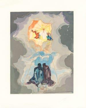 Dante's Ecstasy - The Divine Comedy, Paradise, 1960