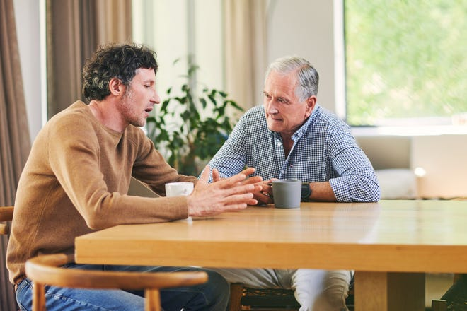 Now is the time to ask your immediate family members, including grandparents, parents and siblings, about their health history.