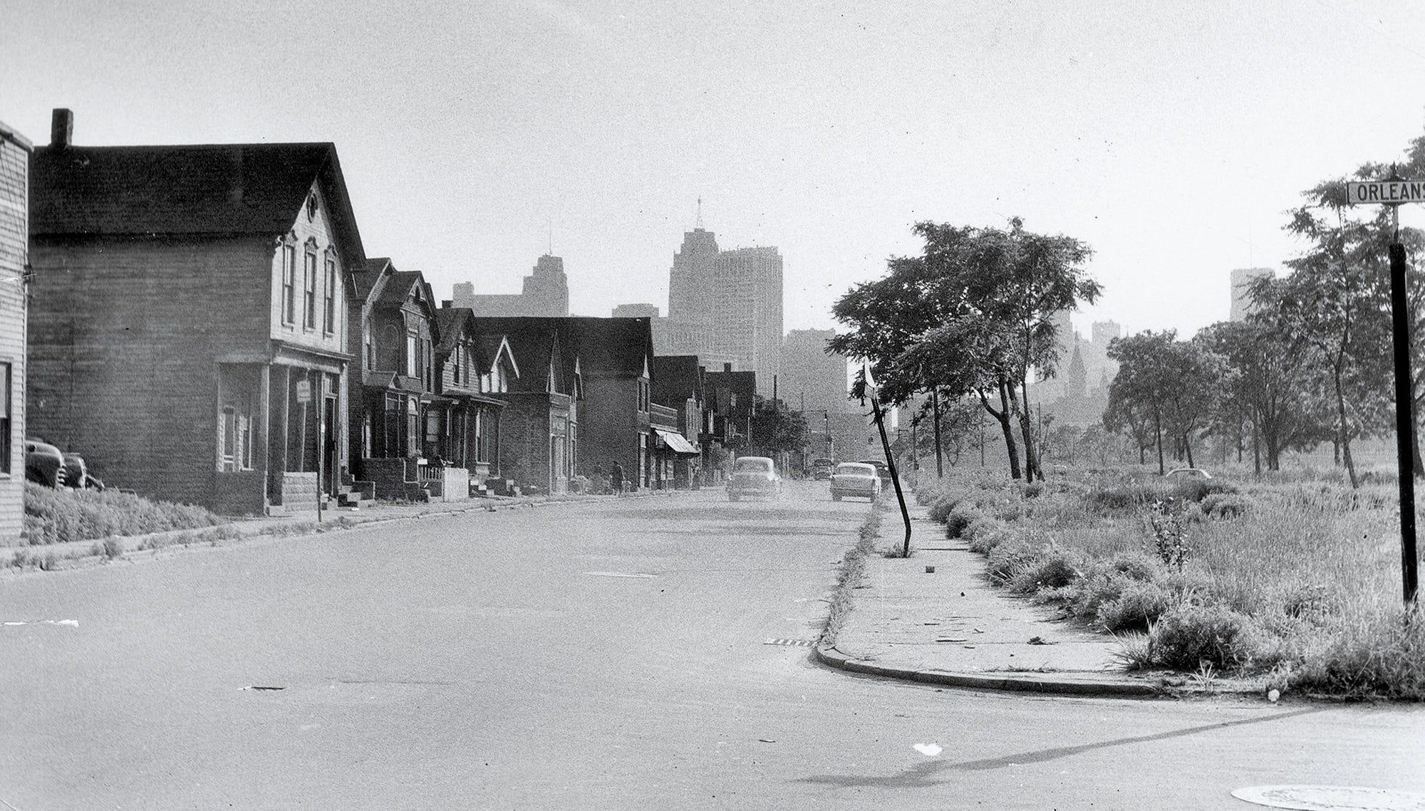 Black Bottom July 16,1957.