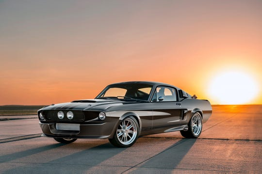 Classic Recreations moved the 1967 Shelby GT500CR from a carbon fiber concept car to production. It starts at $ 298,000. The car will be powered by a Whipple Stage 2 supercharged Ford 5.0L Coyote engine paired with a Tremec six-speed manual gearbox.