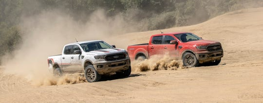 New 2021 Ford Ranger Tremor Off-Road Package creates the most off-road-ready, factory-built Ranger ever offered in the U.S., adding a new level of all-terrain capability without sacrificing the everyday drivability, payload and towing capacity Ranger owners expect.