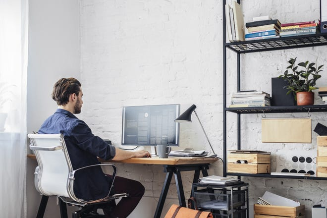 Key considerations when shopping for home office furniture.