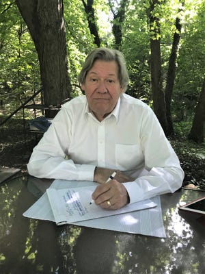 Varga Communications owner Lou Varga stays busy running his company, writing his memoirs and more.