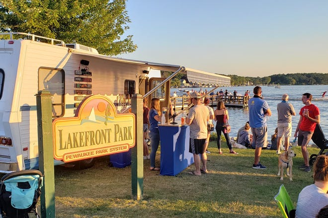 The Beergo is for sale. The mobile beer garden is a familiar summer sight in Pewaukee.