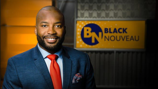 "Earl Arms is the new host of Milwaukee PBS' ""Black Nouveau."""