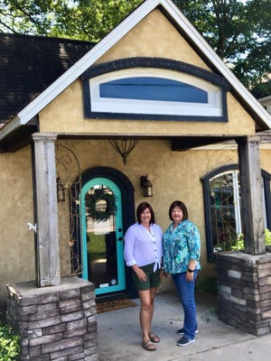 Wonder of Wigs owners Amanda Wooten and Glenda Huckabee are a mother-daughter team who are natives of the Twin Lakes Area.