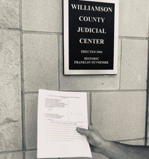 Recall Williamson, created by Franklin parent Gary Humble, filed a lawsuit against Williamson County Schools over its mask mandate.