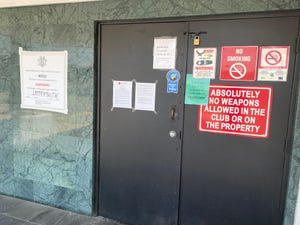 Curves Cabaret in Tucson received a notice to close for not following COVID-19 restrictions.