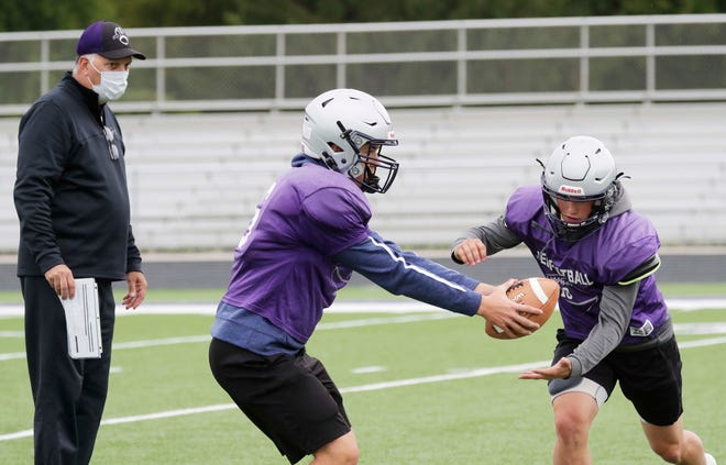 The ongoing COVID-19 pandemic has changed the high school football landscape this fall and is the main storyline heading into the season.