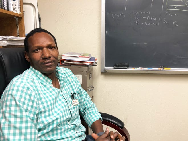 Andrew Katumwehe, of MSU Texas, was awarded a National Science Foundation grant to study geological rifts in East Africa.