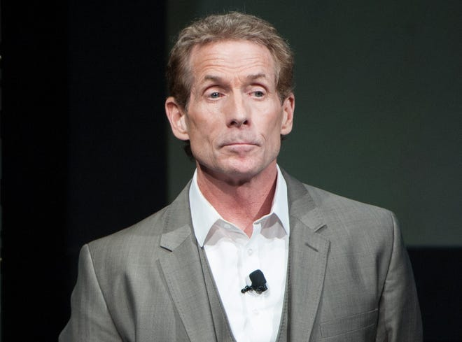 Skip Bayless has been with Fox Sports since 2016