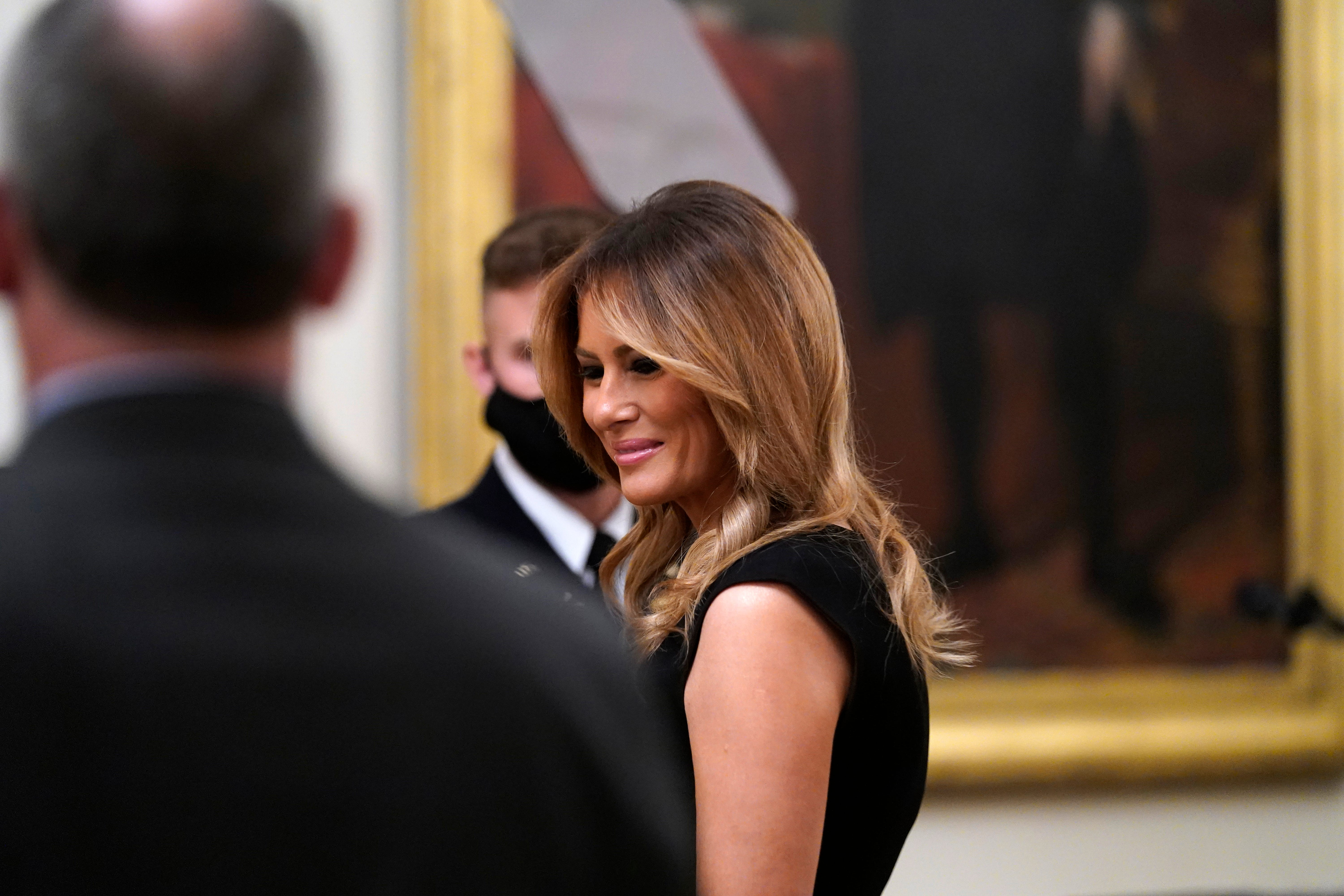 They say I m complicit : Former friend of Melania Trump releases profanity-laced audio of discussions about her legacy