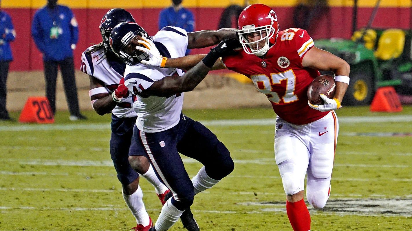 Houston Texans vs. Kansas City Chiefs live blog: Recap from NFL kickoff game